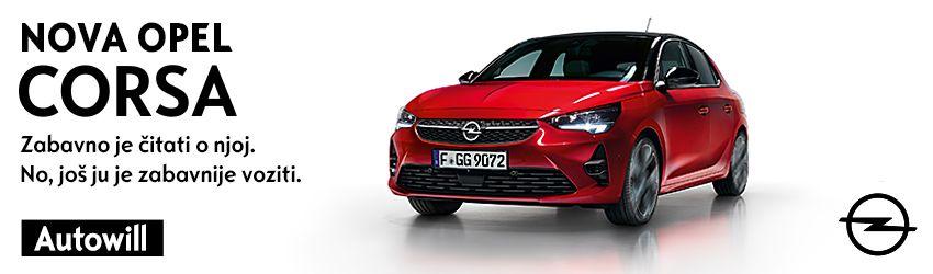 Opel - prosinac 2019