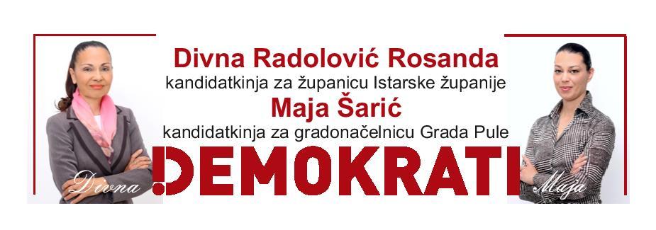 Maja Šarić  -Demokrati